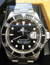 Stainless Steel Rolex Oyster