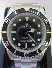 Steel Rolex Oyster